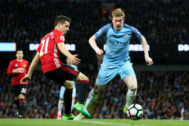 """MU đại chiến Man City: Mất Pogba, Mourinho không thiếu """"vũ khí bí mật"""" 3"""