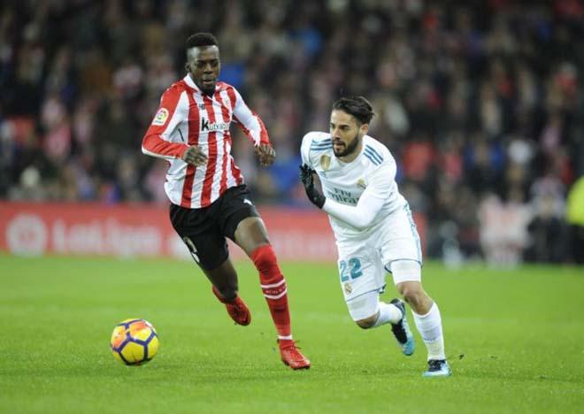 Athletic Bilbao - Real Madrid: Thẻ đỏ cay đắng, trôi tuột cơ hội vàng - 1