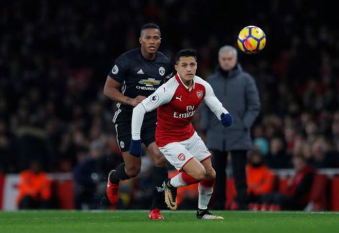 "MU ""hủy diệt"" Arsenal: Đỉnh cao De Gea, Pogba dại dột - 1"