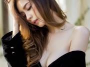 Thời trang - Áo ấm không nội y - độc chiêu quyến rũ mới của phái đẹp châu Á