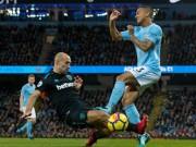 Bóng đá - Man City - West Ham: Thót tim như trong phim hành động