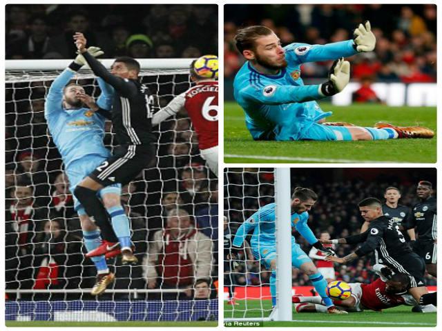 MU mất Pogba ở derby Manchester: Mourinho đổ lỗi cầu thủ Arsenal 2