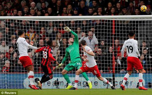 Chi tiết Bournemouth - Southampton: Cựu sao Chelsea suýt là người hùng (KT) 20