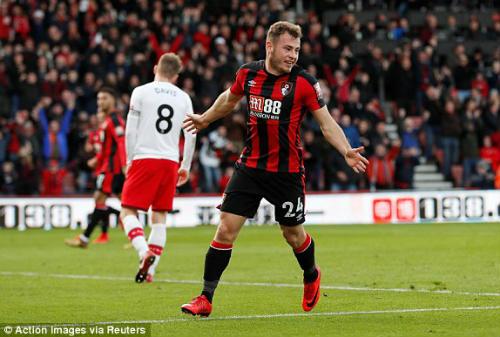Chi tiết Bournemouth - Southampton: Cựu sao Chelsea suýt là người hùng (KT) 23