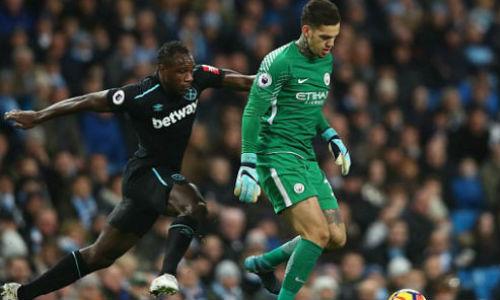 """Chi tiết Man City - West Ham: Những phút cuối """"thót tim"""" (KT) 19"""