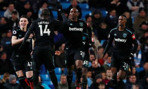 """Chi tiết Man City - West Ham: Những phút cuối """"thót tim"""" (KT) 22"""