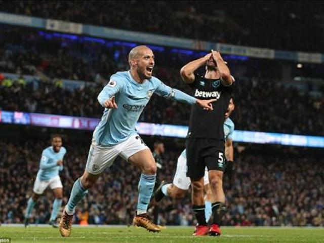 """Góc chiến thuật Man City – West Ham: Lộ """"tử huyệt"""", coi chừng MU 4"""