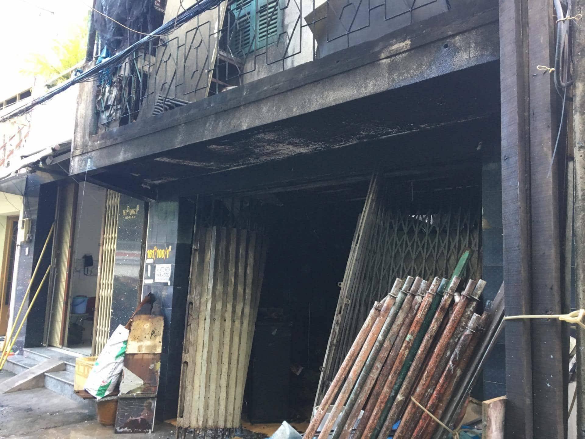 3 mẹ con tử vong trong căn nhà rực lửa ở Sài Gòn