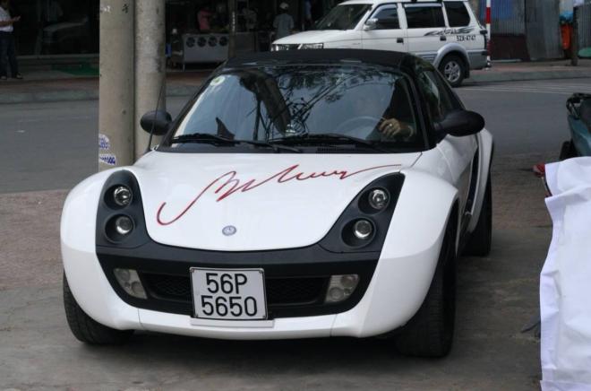 Tay chơi xe số 1 showbiz Việt và dàn mui trần không nhớ nổi tên