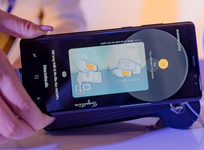 Samsung Pay có