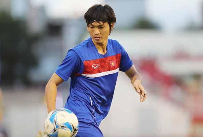 U23 Việt Nam đá 5 tiền vệ, Tuấn Anh sợ bị HLV Park Hang Seo loại - 1