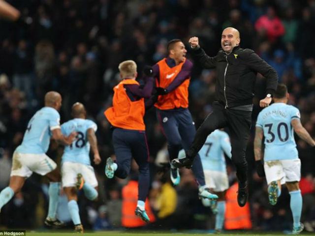 """MU đón tin mừng derby: Man City """"đứt hai đầu mũi giáo"""" 4"""