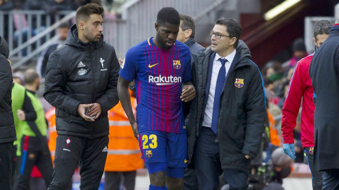 """Barca âu lo vì trọng tài, chờ Real """"xoay chuyển càn khôn"""""""