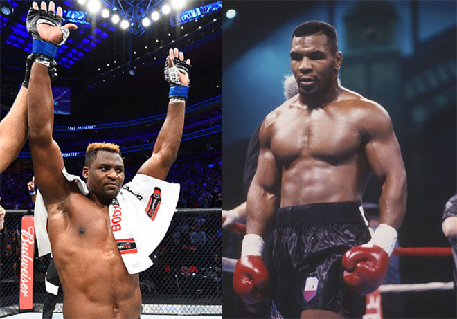 """Kinh hãi UFC: """"Quái nhân"""" khủng nhất thế giới, 1 đấm tử thần 2"""