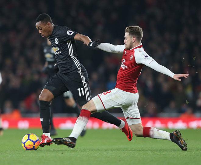 MU rối bời: Martial chửi Mourinho, Pogba nguy cơ bị phạt nặng