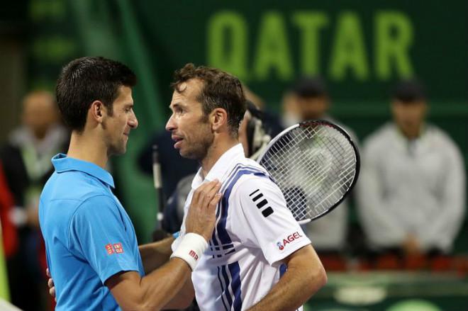 """Mơ giống Federer, Nadal: Djokovic tiết lộ """"vũ khí"""" bí mật 1"""