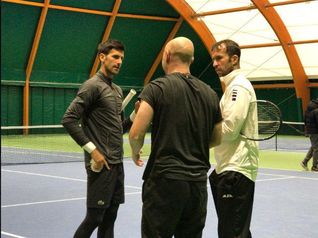 "Đua số 1 tennis 2018: Nadal, Federer khó cản ""Vua Djokovic"" 2"