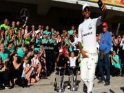 Thể thao - Đua xe F1 2017 và những cái nhất: Huyền thoại Hamilton - Mercedes