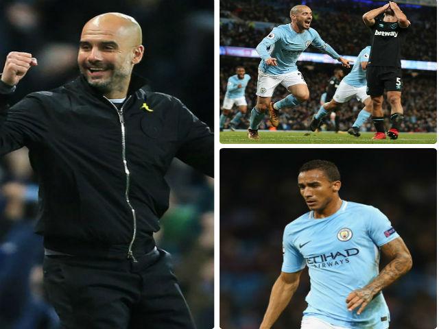 Pep ví Man City với MU thời Sir Alex, mong Pobga đá derby 2