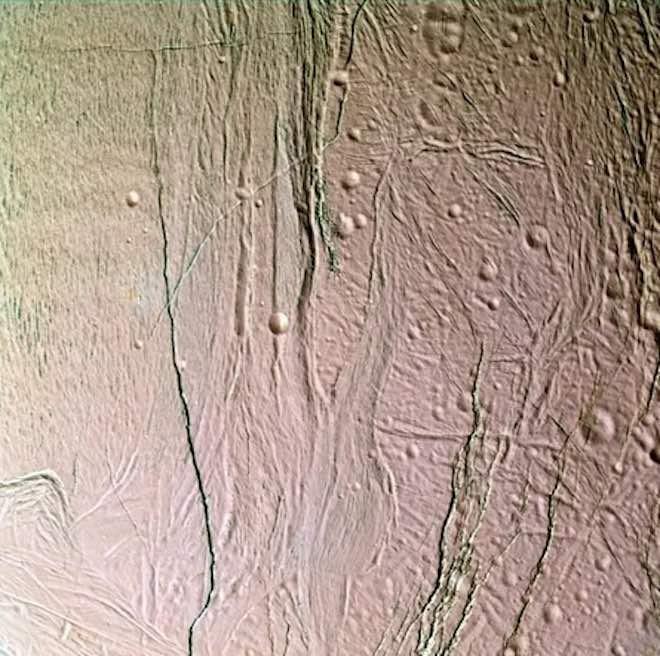 Điểm danh những nơi có sự sống trong hệ mặt trời