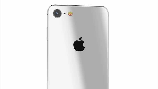 Lộ iPhone SE 2018 cực đẹp: Lai giữa iPhone X và iPhone 5s