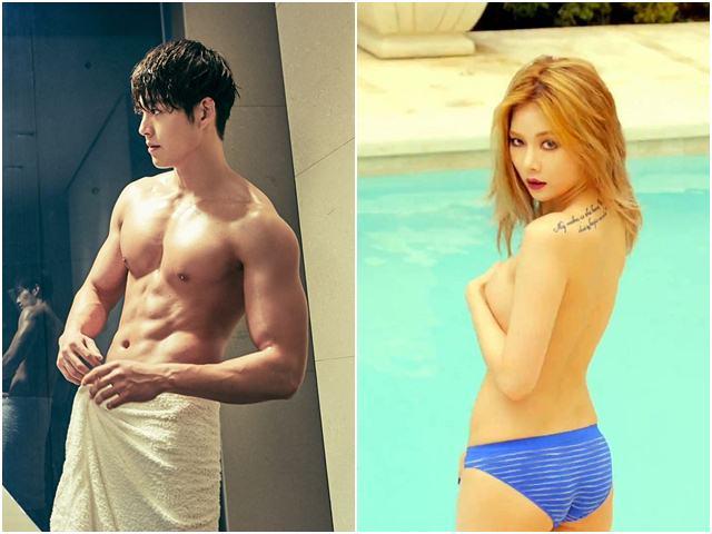 Tiết lộ các mỹ nam mỹ nữ có cơ thể hoàn mỹ nhất xứ Kim Chi