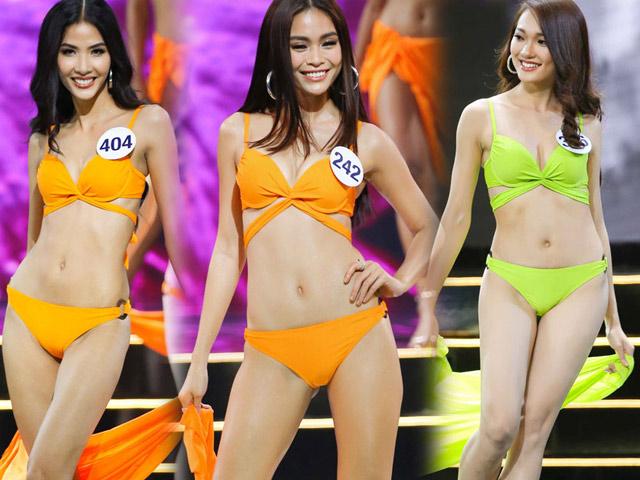 7 cô gái xinh như hoa đang gây sốt ở Hoa hậu Hoàn vũ Việt Nam