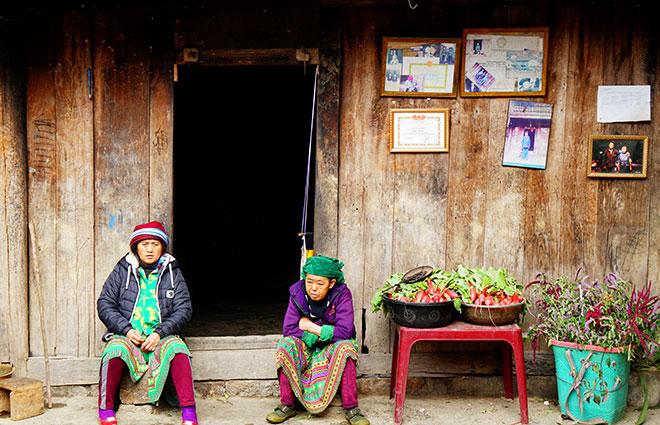 Ở Hà Giang, có một ngôi nhà cổ đẹp lạ ẩn mình giữa cao nguyên đá - 3