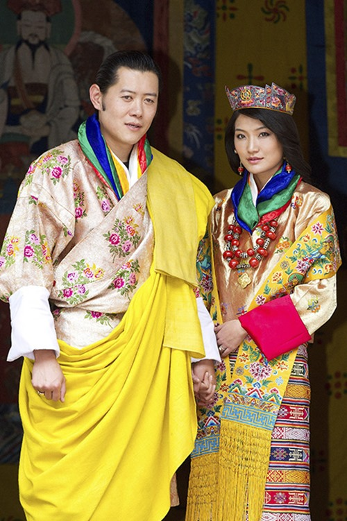 Nhan sắc của hoàng hậu Bhutan: Nàng lọ lem vạn người mê - 3