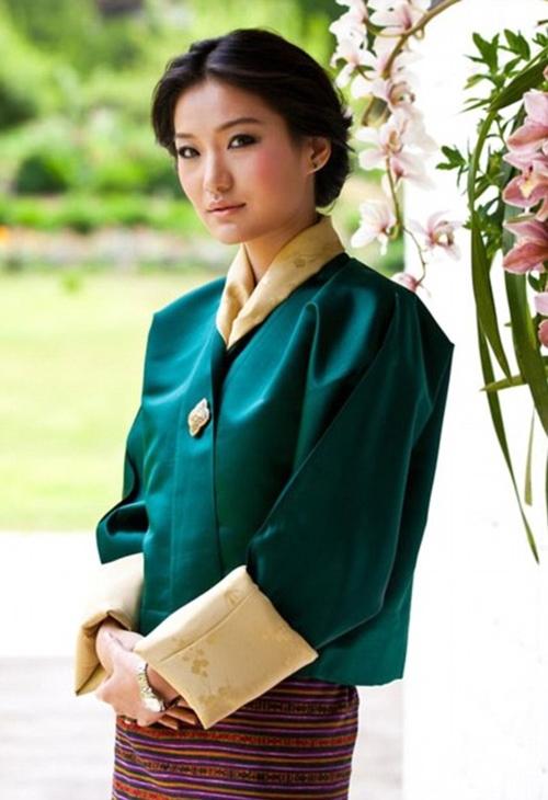Nhan sắc của hoàng hậu Bhutan: Nàng lọ lem vạn người mê - 5