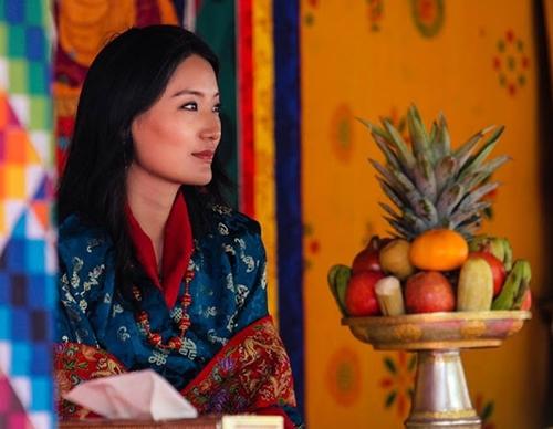 Nhan sắc của hoàng hậu Bhutan: Nàng lọ lem vạn người mê - 8