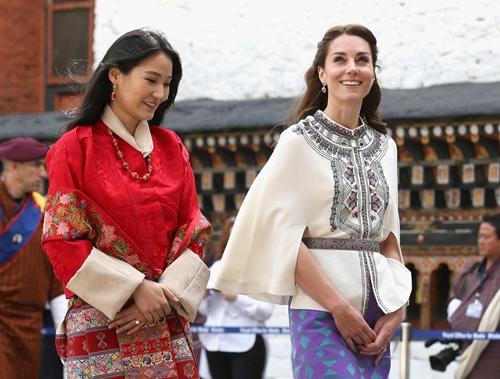 Nhan sắc của hoàng hậu Bhutan: Nàng lọ lem vạn người mê - 9