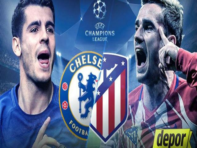 TRỰC TIẾP bóng đá Chelsea - Atletico Madrid: Hy vọng mong manh 23
