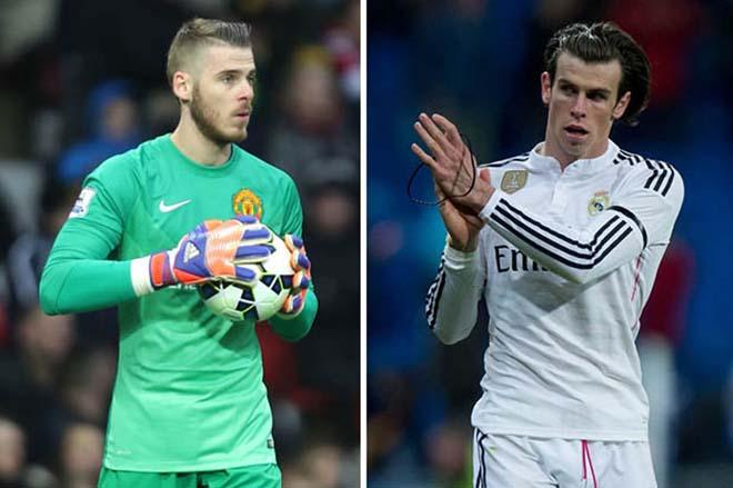 """Chuyển nhượng MU: Real quá kết De Gea, trả """"bom tiền"""" và Bale - 2"""