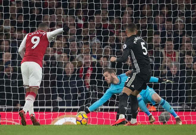 """Chuyển nhượng MU: Real quá kết De Gea, trả """"bom tiền"""" và Bale - 1"""