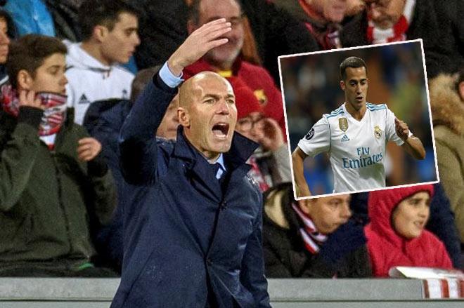 Real loạn: SAO trẻ trợn mắt cãi Zidane, Ronaldo ích kỷ chỉ cắm đầu sút - 1