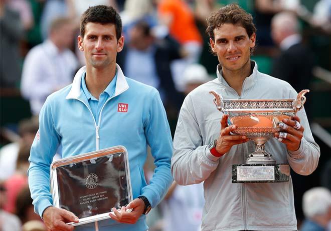 Tin HOT thể thao 5/12: Vừa trở lại, Djokovic đã thách thức Nadal