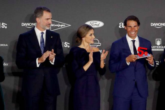 Tin thể thao HOT 5/12: Nadal nhận giải VĐV Tây Ban Nha đỉnh nhất nửa thập kỷ 1