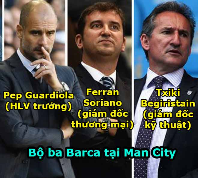 Kinh điển MU – Man City: Thời thế thay đổi, MU hãy học Man City để thành công! 1