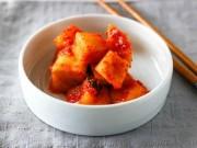 Ẩm thực - Cách làm kim chi củ cải chua chua, giòn giòn ăn gì cũng ngon