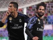 """Bóng đá - Real """"hít khói"""" Barca: Ronaldo, Isco mắc hội chứng rối loạn lo âu"""
