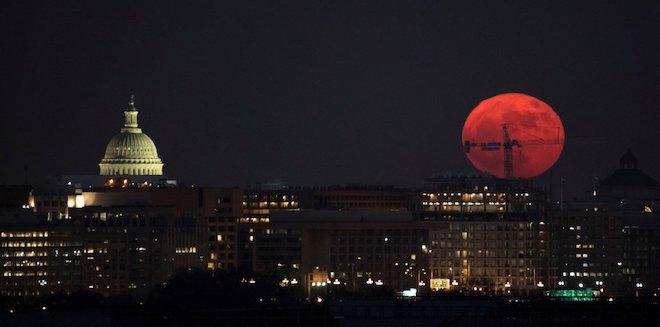 """""""Siêu Mặt trăng"""" 2017 vừa lướt qua, chuẩn bị có """"siêu trăng"""" 2018 - 5"""