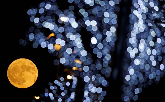 """""""Siêu Mặt trăng"""" 2017 vừa lướt qua, chuẩn bị có """"siêu trăng"""" 2018 - 3"""