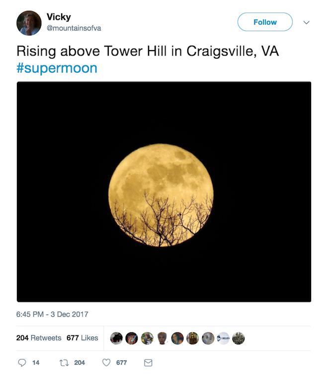 """""""Siêu Mặt trăng"""" 2017 vừa lướt qua, chuẩn bị có """"siêu trăng"""" 2018 - 6"""