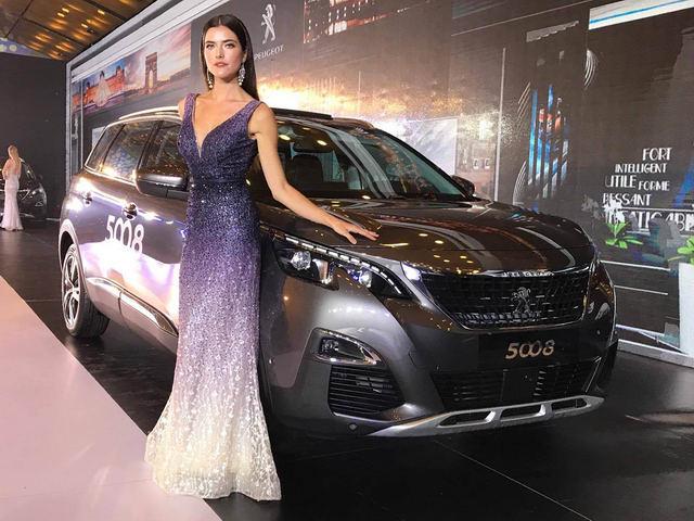 Chốt giá 1,349 tỷ đồng, Peugeot 5008 khẳng định đẳng cấp