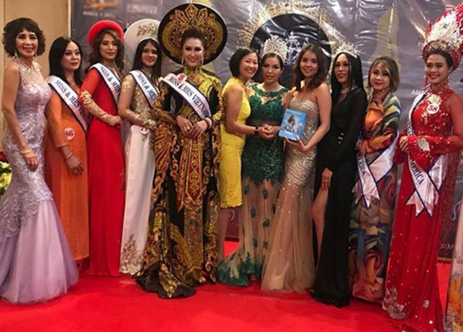 Phi Thanh Vân khoe nâng vòng ba để làm Hoa hậu, Cục NTBD sẽ phạt
