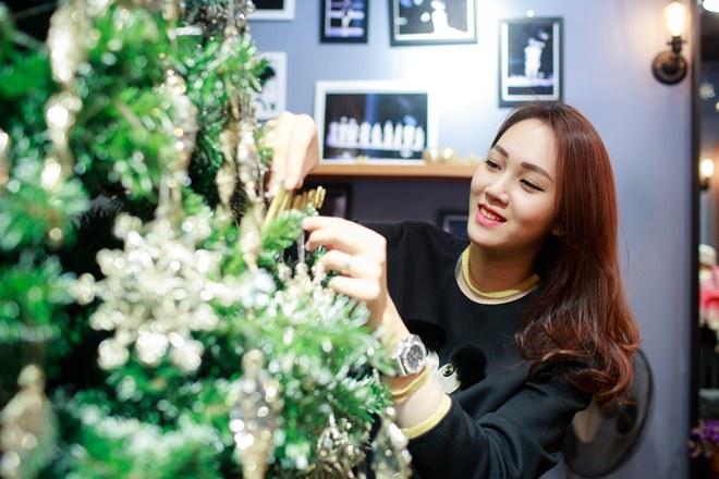 Phan Như Thảo đưa con gái ra Bắc hưởng cái lạnh bên bạn thân Ngọc Thạch - 2