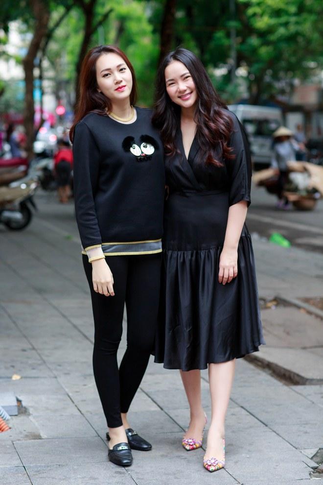 Phan Như Thảo đưa con gái ra Bắc hưởng cái lạnh bên bạn thân Ngọc Thạch - 9