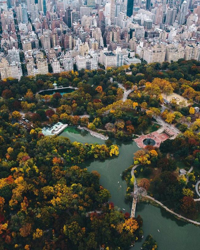 Lộ diện 10 thành phố gây sốt mạng xã hội năm 2017