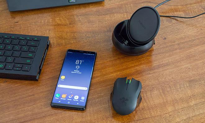 Samsung Galaxy S9 có thể mạnh mẽ hơn cả máy tính để bàn - 1